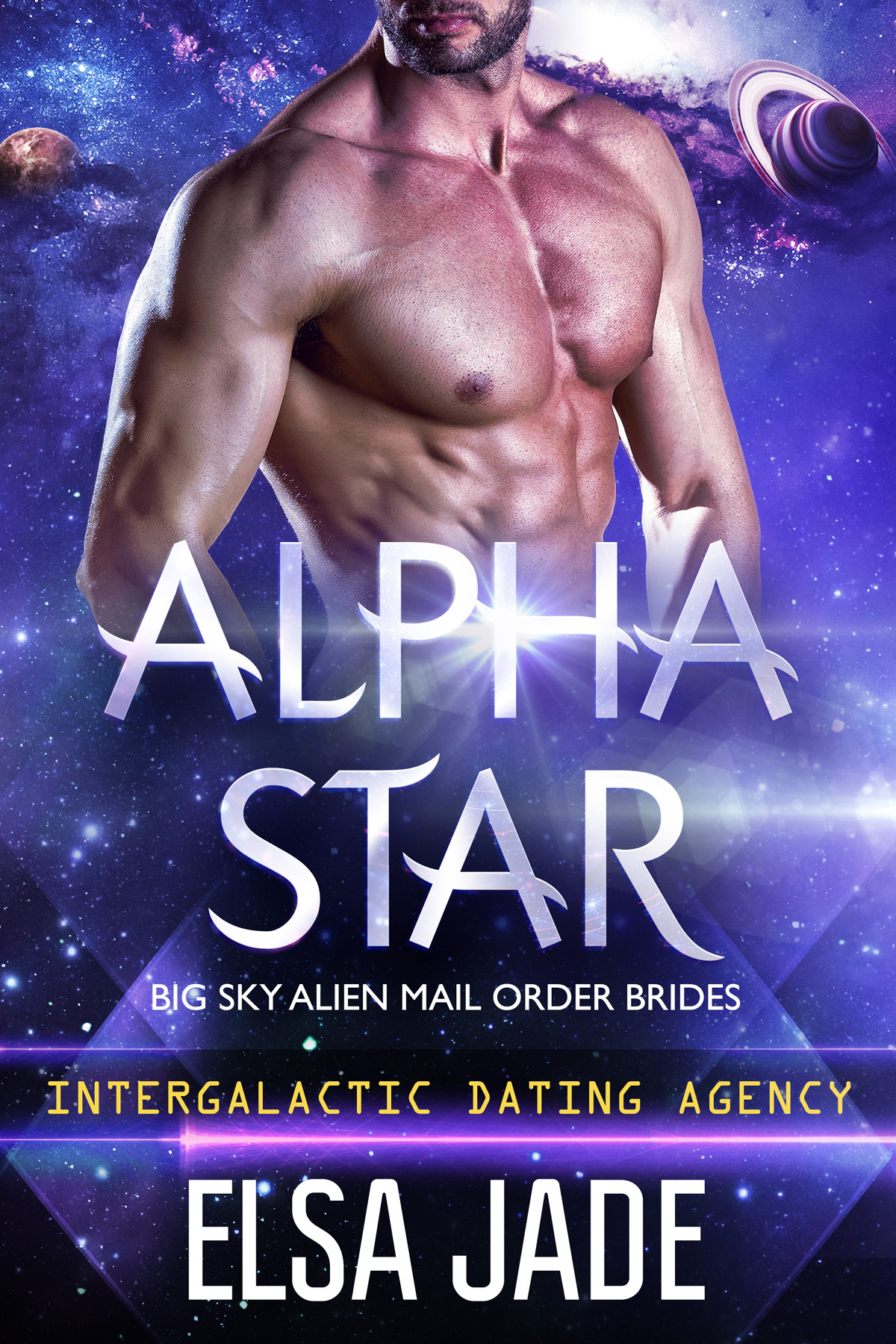 Alpha Star by Elsa Jade