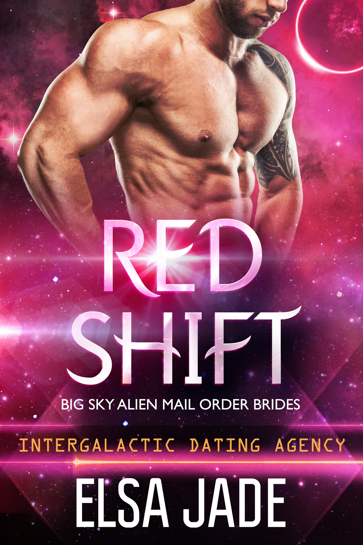 Red Shift by Elsa Jade