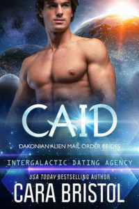 CAID: Dakonian Alien Mail Order Brides #3