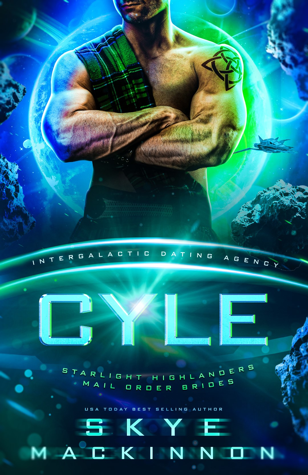 Cyle cover