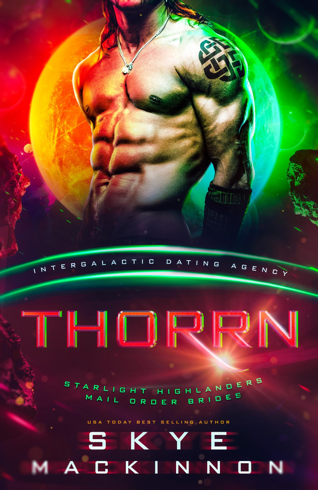 Thorrn cover